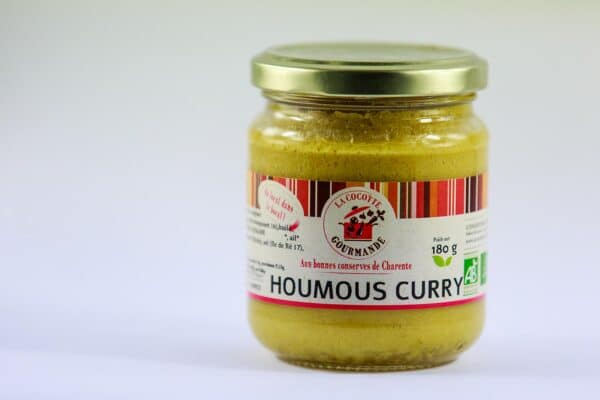 Vrac Is Back - Houmous Curry -
